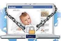 Posting children's pictures online poses privacy risk