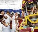 Dasara off to a colourful start