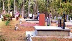 Yaluvahalli youths for environment-friendly burial ground