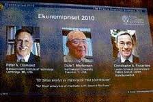 Three share economics Nobel for market analysis