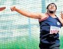 Aishwarya equals mark in long jump