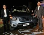 Hyundai launches luxury SUV Santa Fe