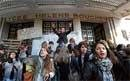 Students up protests over French retirement reform