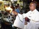 Bangaloreans gear up for Ayudha pooja