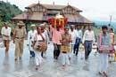 Preparation in full swing for Theerthodbhava