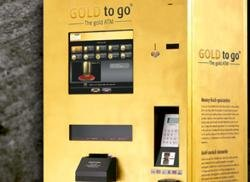 Gold vending ATMs may become a reality in India