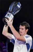 Murray rolls to Shanghai title at Federer's expense