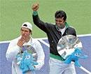 Paes-Melzer win Shanghai Masters