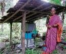 There is no power struggle for tribal families here