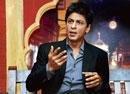 SRK turns singer