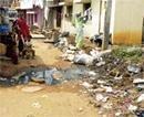 Civic problems plague Darga Mohalla