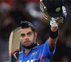 Sizzling Kohli scripts India's victory