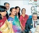 Diabetic Eye Care Unit inaugurated