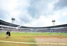 Wash-out gives India 1-0 series triumph