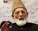 Home Ministry gives its nod to police on case against Geelani