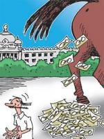 Money chase, after the MLA purchase