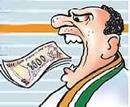 CWG rot sinks India in graft ranking