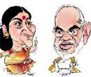 Power play on between Modi and Swaraj