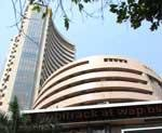 Sensex snaps three-day fall; ends 91 points up at over 20k