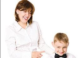Kids with pushy parents do better at school