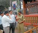 Illegal places of worship: DC, MCC, police chiefs go on padayatra