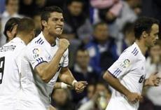 Ronaldo late brace seals Madrid comeback