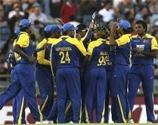 Sri Lanka thrash Australia