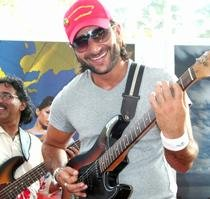 Saif to jam with Pritam for music awards