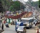 City roads bear brunt of development