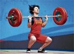 Chinese lifters all set to dominate