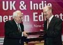 India, UK ink education deal