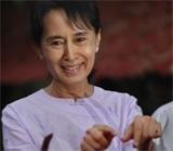 Myanmar democracy icon Suu Kyi released