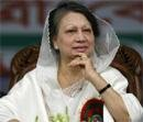 Bangladesh's former PM  Khaleda Zia evicted amid protests