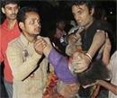 Delhi crash toll 66, building owner arrested