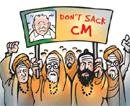 Mutt heads jump into mess, back CM