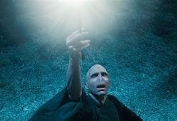 Deathly Hallows tops UK box office