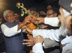 Hard nosed bargaining ahead for ministerial posts in Bihar