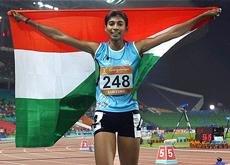 Ashwini clinches historic gold