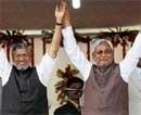 Nitish takes charge