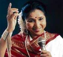 Recording live after 30 years was fantastic: Asha Bhosle