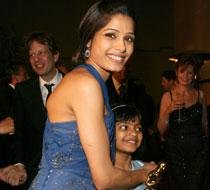 My relationship with Dev is challenging: Freida Pinto