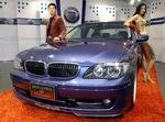 BMW India's record sales in October