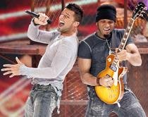 Ricky Martin's parents embrace son's sexuality