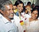My next aim is gold in London Olympics: Ashwini