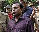 Ex-driver claims threat to life from Nityananda