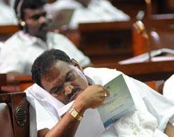 Dream job: MLAs worked for only 31 days in 2010