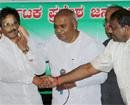 Bangarappa joins JD(S) to 'oust BJP'