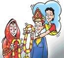 Woman marries woman posing as man