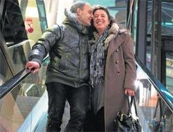 For many French couples, bliss is less marital than civil