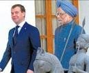 India, Russia ink biggest-ever military deal